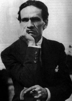 César Vallejo - Santiago de Chuco, 1892 - París,1938